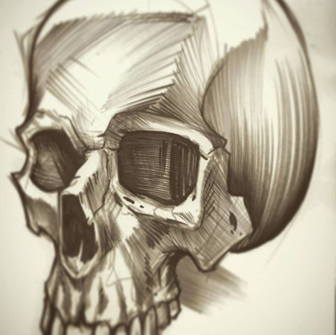 Let's tattoo this on you! #blackink #sku