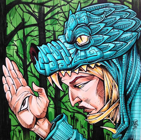 Shamanism #shaman #psychadelic #medicine