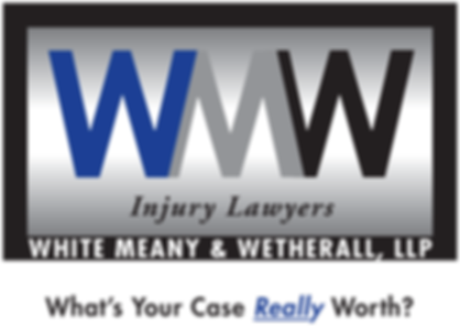 White Meany and Weatherall Logo