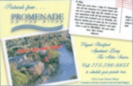Promenade Print Ad