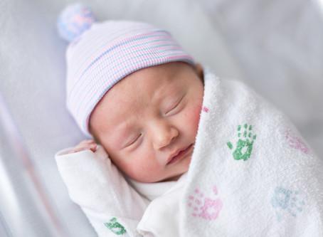Fresh 48 Baby Girl | Good Samaritan Hospital, Downers Grove