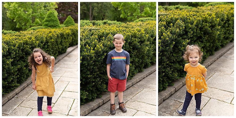 children's portraits, cousin photos, fun kids photos