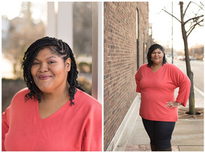 Ms. C | Clarendon Hills Headshot Photographer
