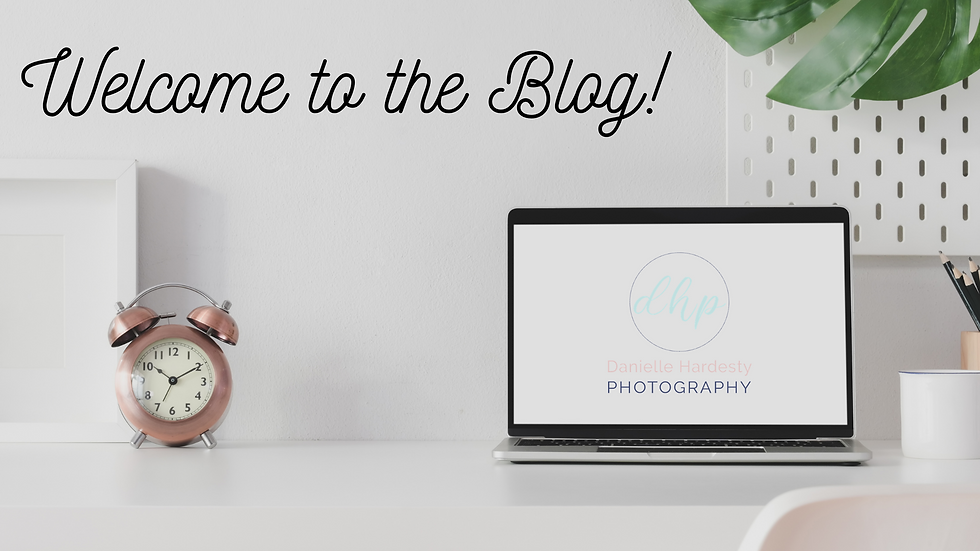 Welcome to the Blog! June 2021 Temporary