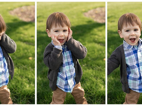 'M' Family Spring Session | Naperville Photographer