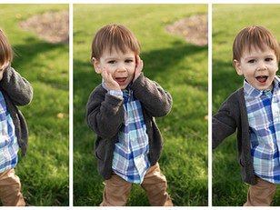 'M' Family Spring Session   Naperville Photographer