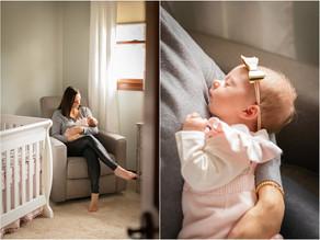 S Newborn Photos | Darien IL Lifestyle Newborn Session