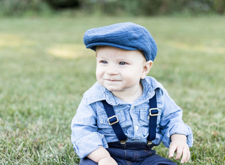 How to Prepare Kids for a Photo Session | Darien, IL Photographer
