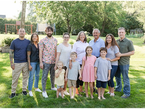 H Extended Family | Downers Grove Photographer