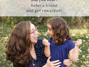 Introducing the DHP Referral Program! | Danielle Hardesty Photography