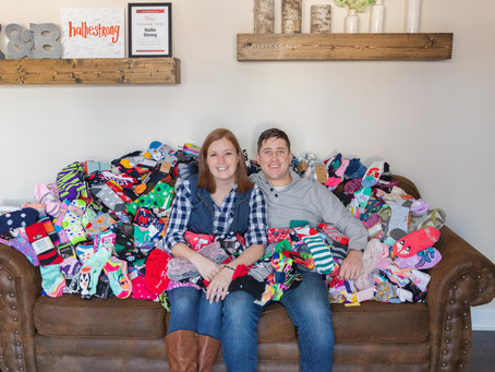Giving Back: The HallieStrong Foundation & Danielle Hardesty Photography