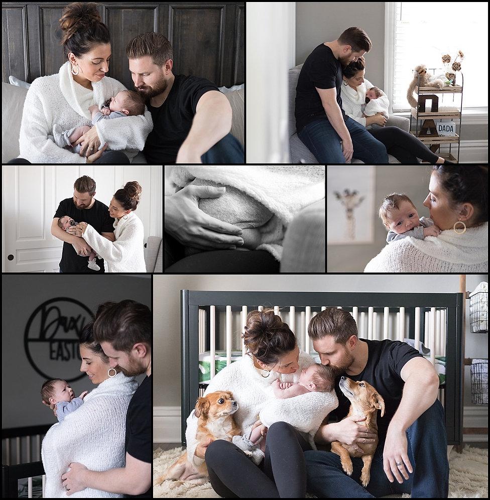 newborn lifestyle photography danielle h