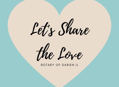 """Let's Share the Love"" During Coronavirus | Danielle Hardesty Photography"