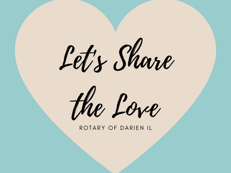 """Let's Share the Love"" During Coronavirus 