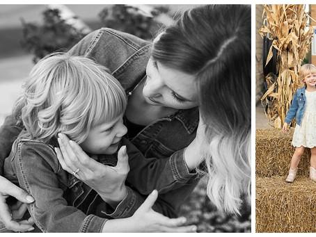 Downtown Lemont Family Photographer | J Family
