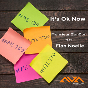It's Ok Now is an upbeat victory song for  the MeToo Movement. The song, by Monsieur ZonZon feat. Élan Noelle, was inspired by the sentencing of the first high profile man to be legally punished  as a result of the MeToo Movement.  Singer, Élan Noelle belts out powerful notes  with a resounding message to offenders that the days of intimidation and staying silent are over and  that victims will not relent until justice is served.