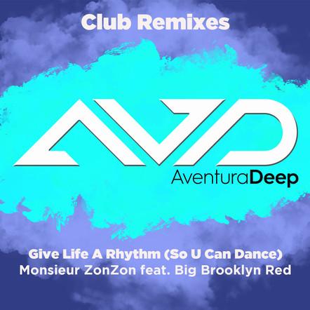 Give Life A Rhythm Club Remixes