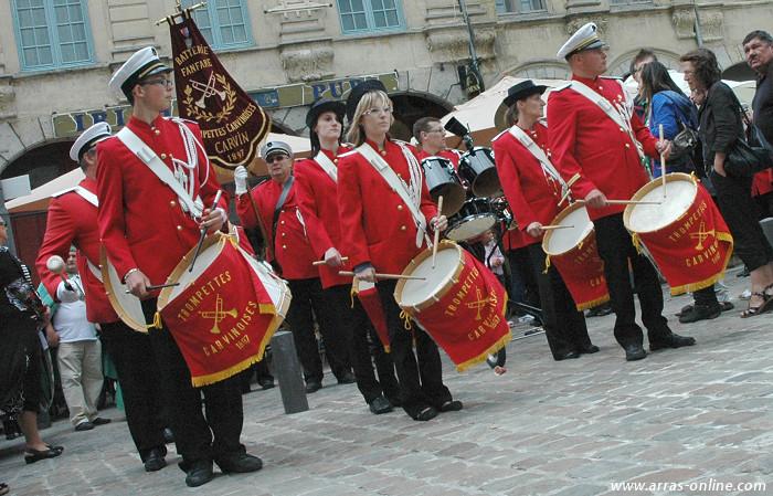 Fête de l'andouillette d'Arras 2011