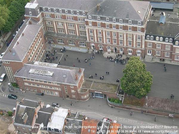 Le Lycée Baudimont Arras