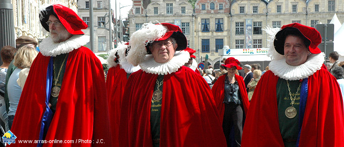 La Fête de l'Andouillette d'Arras - Photo : Archives Arras-Online