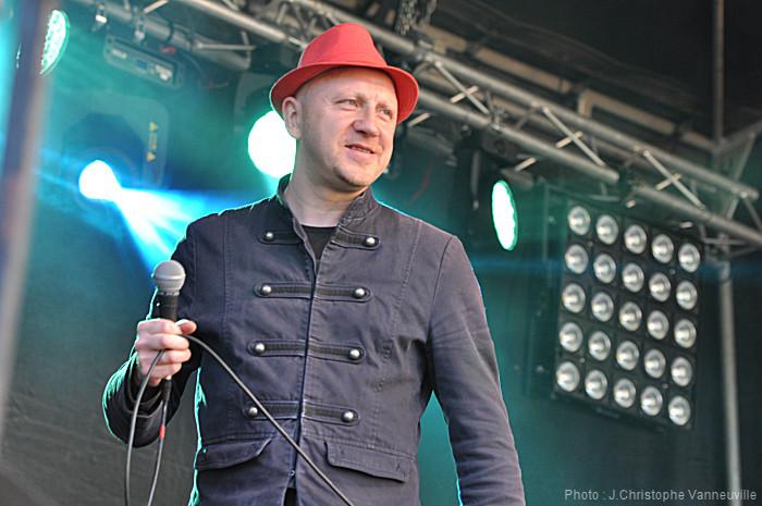 Concert Jeff Kino à Marie Curie Arras