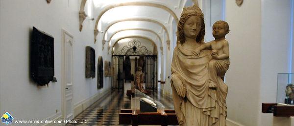 Le Musée des Beaux Arts d'Arras