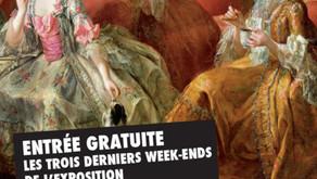 EXPO VERSAILLES : DERNIERS JOURS !