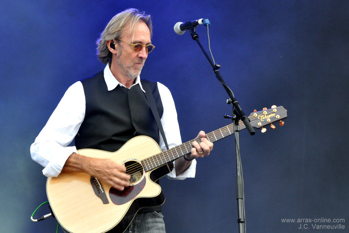 Mike and the Mechanics - Main Square Festival Arras