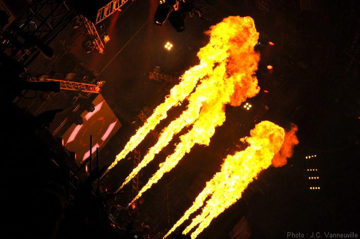 David Guetta au Main Square Festival d'Arras 2014