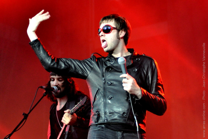 Kasabian au Main Square Festival Arras