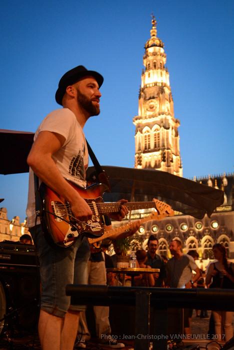 Arras - Fête de la Musique 2017