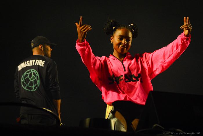 Major Lazer au Main Square Festival 2017