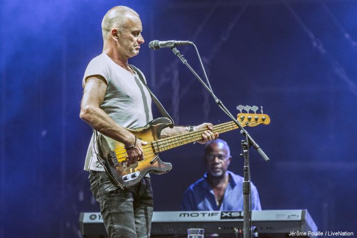 Sting - Main Square Festival 2013 - Arras