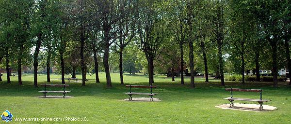 Le Jardin du Gouverneur d'Arras