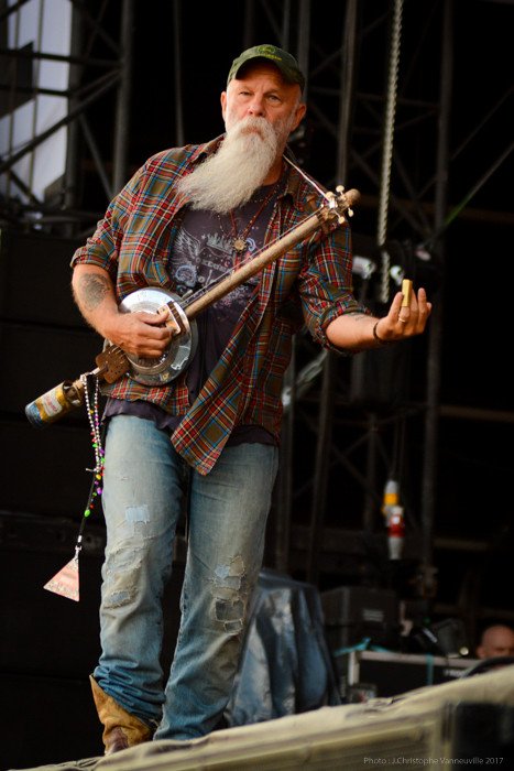 Arras Main Square Festival - Seasick Steve