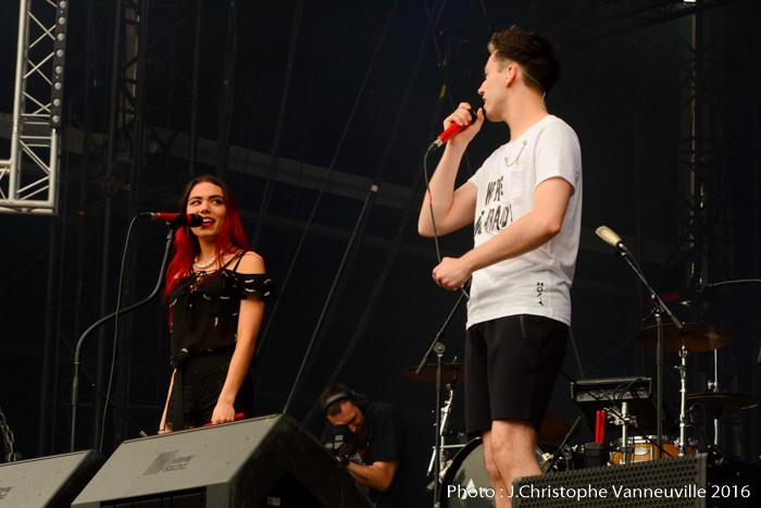 AVox au Main Square Festival Arras 2016
