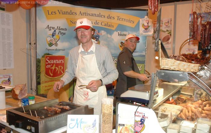 Arras - Salon des saveurs 2010