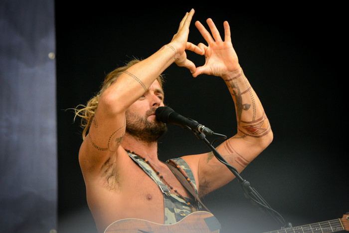 Arras Main Square Festival - Xavier Rudd