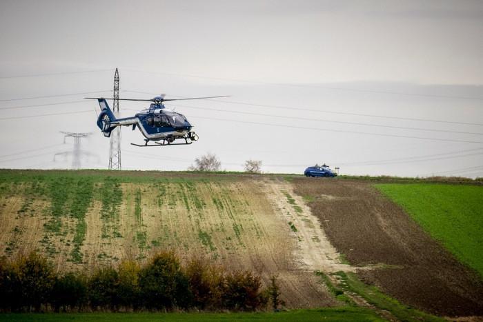 Evasion aux douanes d'Arras : D'importants moyens mobilisés - Photo : E. Kutyla