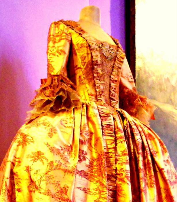 Sylvie Facon Arras défilé robes couture