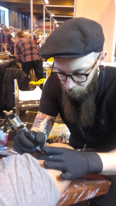 Salon du tatouage Arras