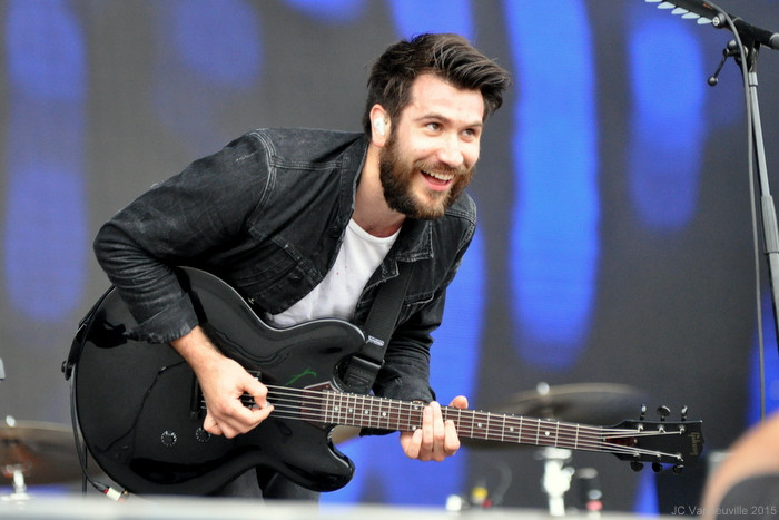 Twin Atlantic au Main Square Festival Arras