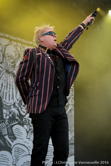 The Offspring au Main Square Festival 2016