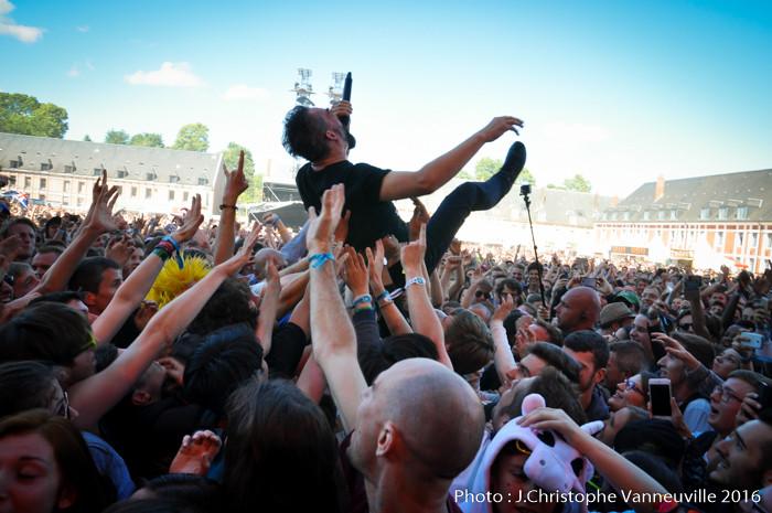 Mass Hysteria Main Square Festival 2016