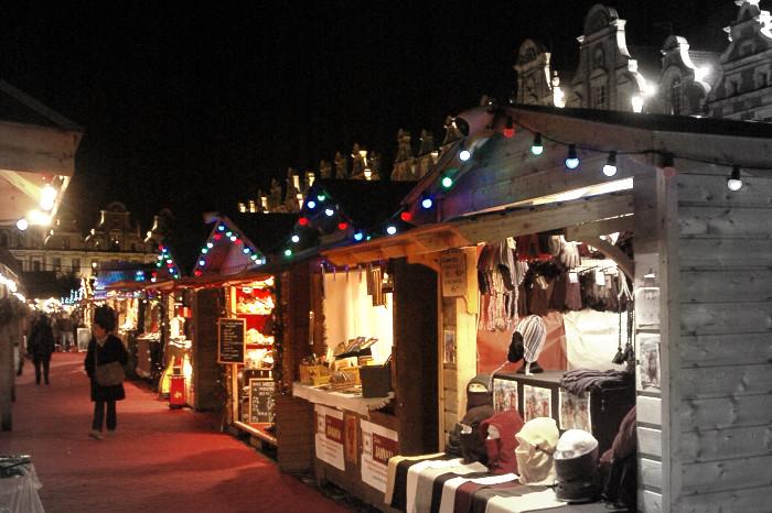 Marché de Noël - Arras 2010