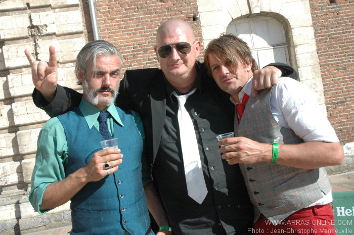 Le groupe TriggerFinger