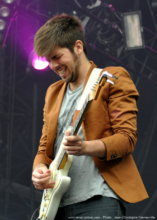 Revolver Main Square Festival Arras 2012