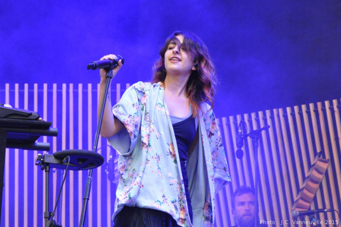 Lilly Wood & The Prick Main Square Festival 2015 Arras