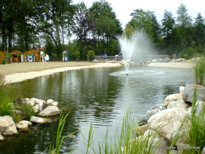Tchicou Parc 2011 à Saint Laurent Blangy