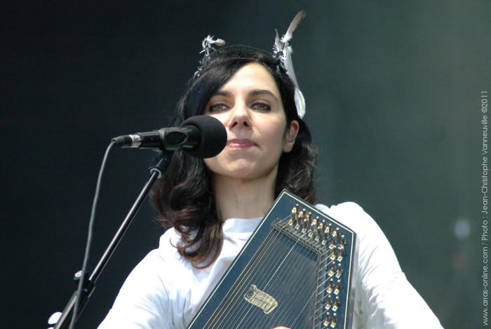 PJ Harvey - Main Square Festival d'Arras